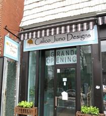 calico juno designs storefront