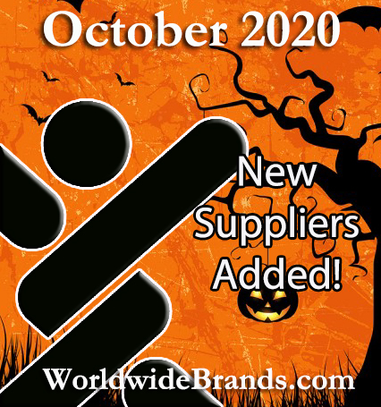 october 2020 new suppliers added image