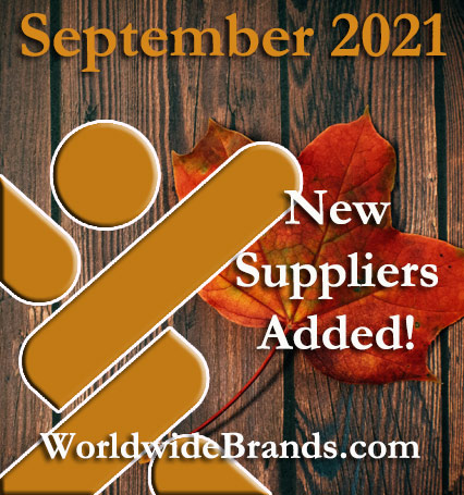 wholesalers and dropshippers added in September