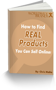 How to Find Real Products You Can Sell Online - Chris Malta