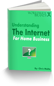 Understanding The Internet For Home Business - Chris Malta