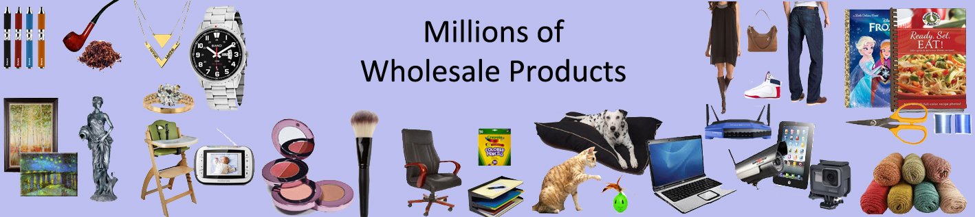 Access to Millions of Wholesale Products | WorldwideBrands com