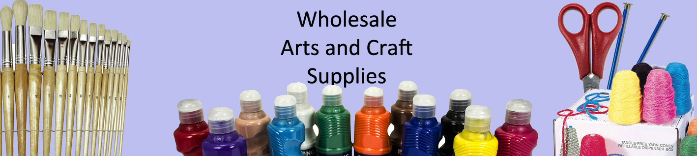 Wholesale Crafts Supplies, Wholesale Arts Supplies to Sell