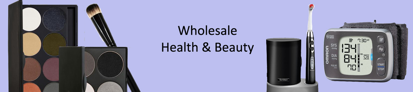 Wholesale Health and Wholesale Beauty Products to Sell Online