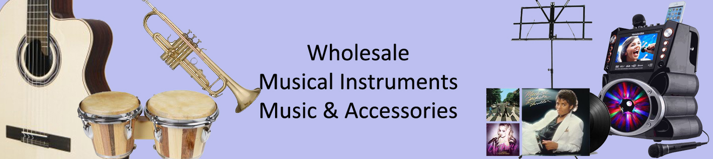 Wholesale Musical Instruments and Music Accessories to Sell