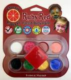 ruby red paints sample product